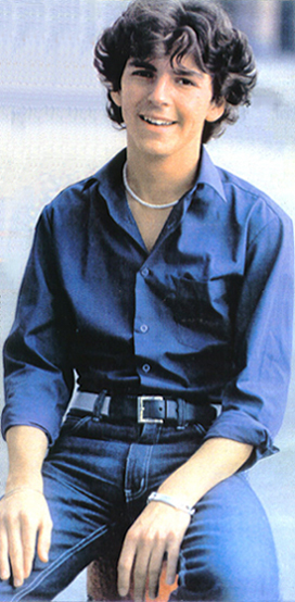 Thomas Anders (very young)