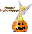 Tinkerbell Happy Halloween