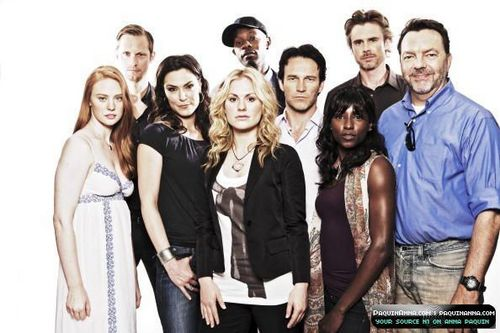 True Blood Cast photo Shoot