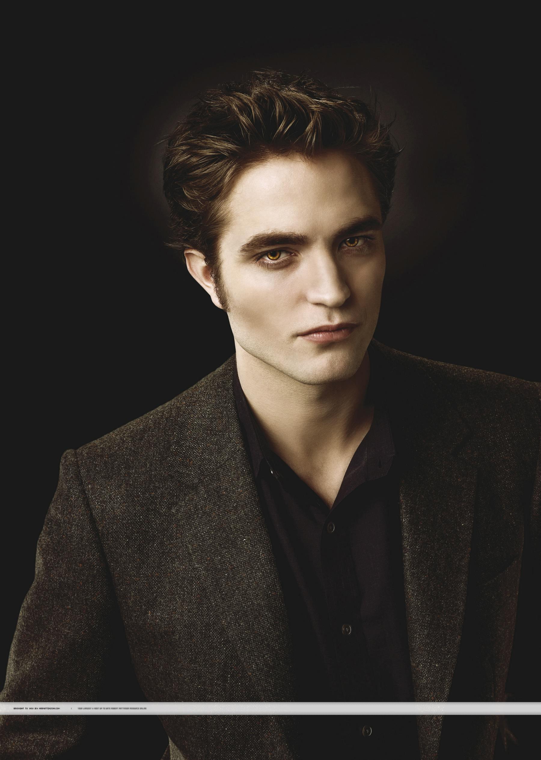 UHQ Promo Shoots of Edward