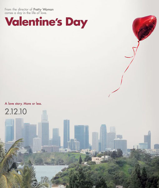 valentines day movie poster