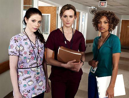 Veronica, Chloe, Sonia