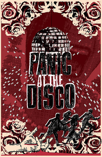 Panic At The Disco Images Vintage Wallpaper And Background Photos