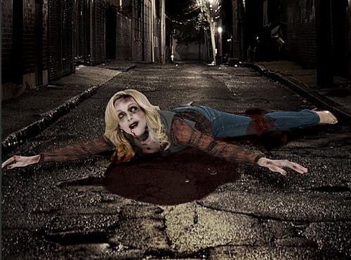 Zombie Jenna
