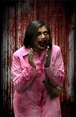 Zombie Kelly