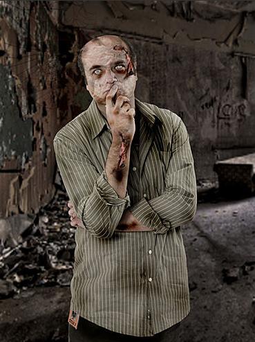 Zombie Pete