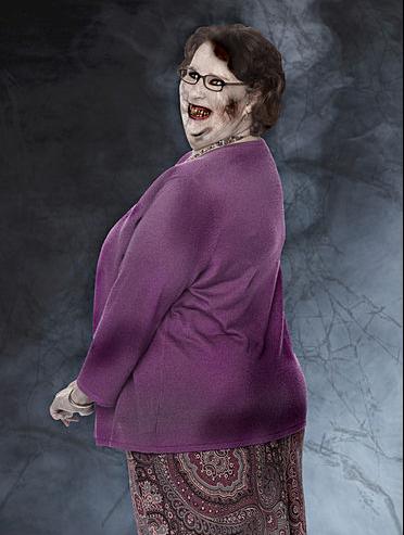 Zombie Phyllis