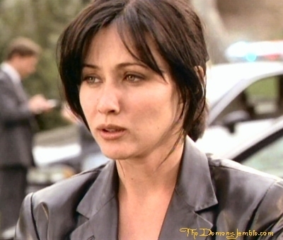 Prue Halliwell wallpaper with a business suit entitled blind sided;)