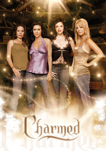 Charmed پیپر وال probably containing a bridesmaid, a fountain, and a hot tub entitled charmed