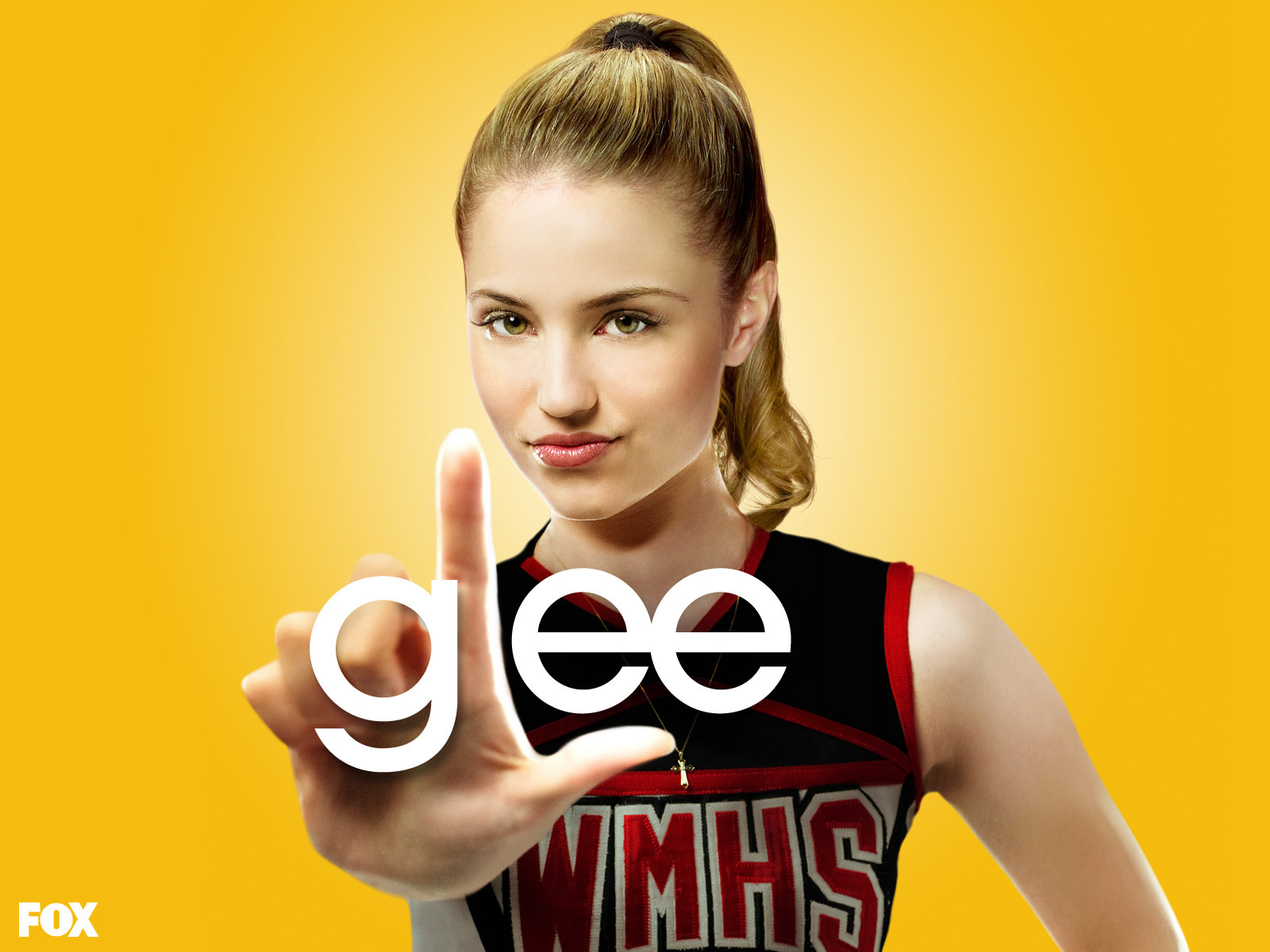 cheerleader Quinn Fabray - Quinn Fabray Wallpaper (8629647) - Fanpop