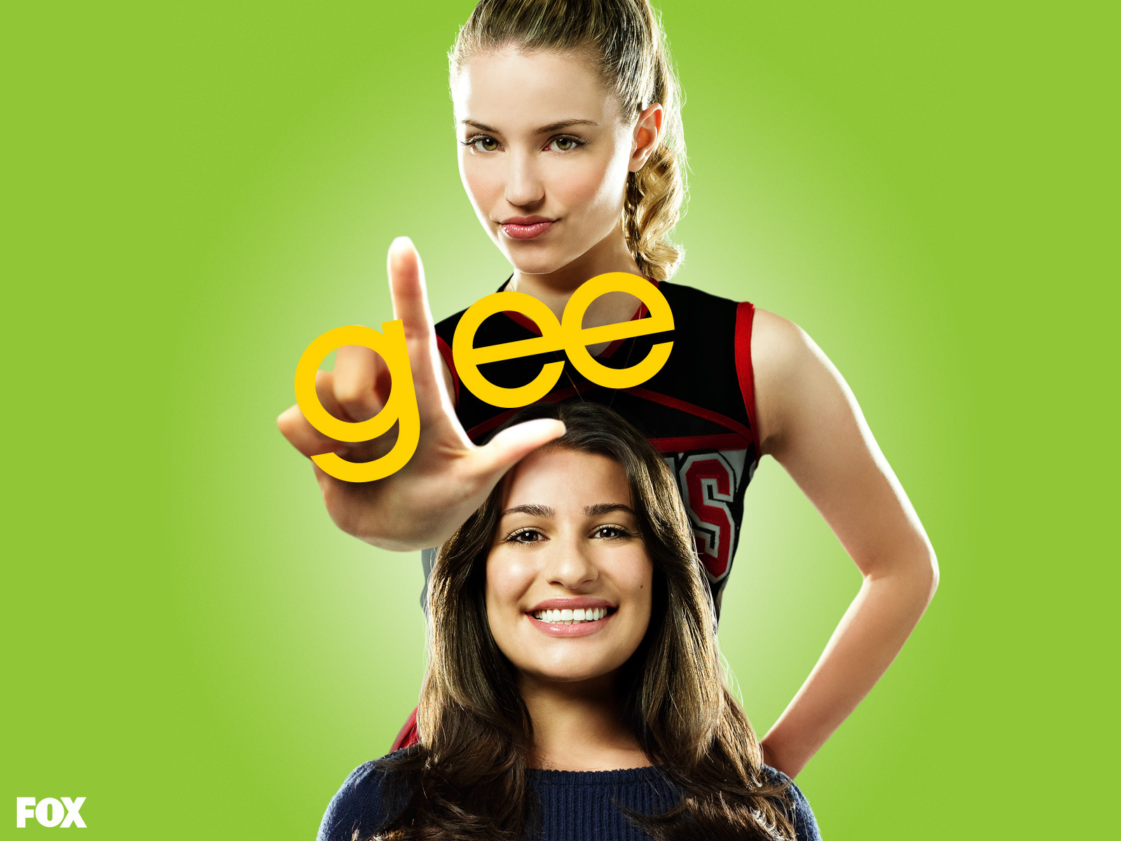 cheerleader Quinn Fabray - Quinn Fabray Wallpaper (8629650) - Fanpop