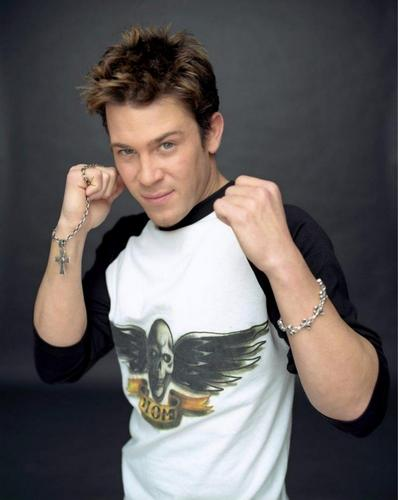 Christian Kane wallpaper possibly with a breastplate titled ck