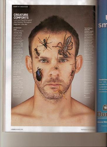 dominic monaghan -Magazine Maxim
