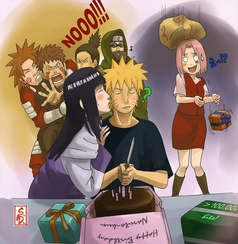 happy birthday naruto!! 10 /10/09 - naruto-shippuuden Photo