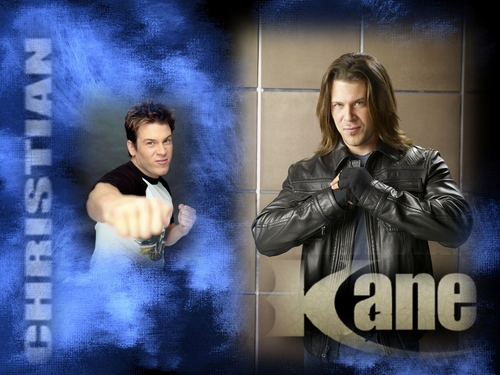 Christian Kane kertas dinding containing a well dressed person entitled kane