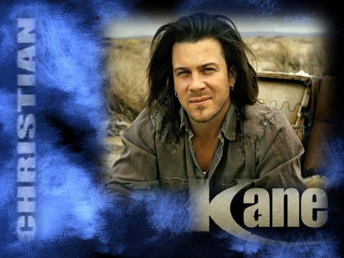 Christian Kane wallpaper containing a portrait entitled kane