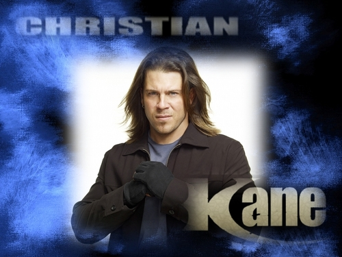 Christian Kane wallpaper with a portrait entitled kane