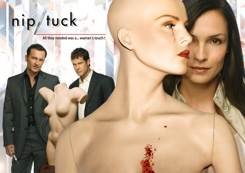 nip tuck - nip-tuck Fan Art