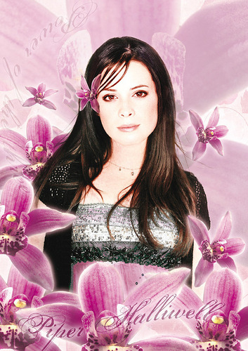 Piper Halliwell wallpaper containing a bouquet titled piper H.