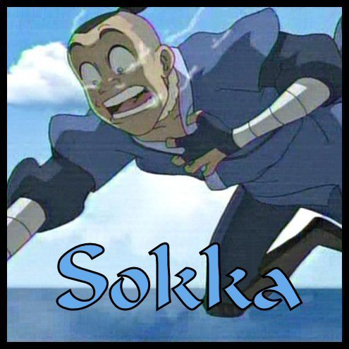 Avatar: The Last Airbender sokka