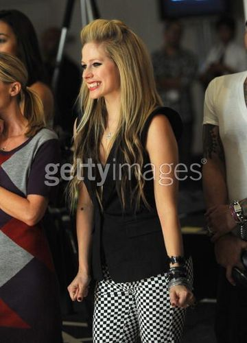 totally new avril