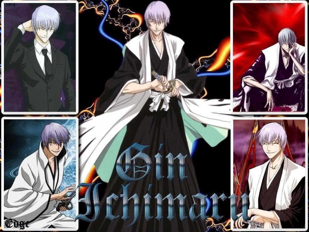 !! Gin Ichimaru ¡¡