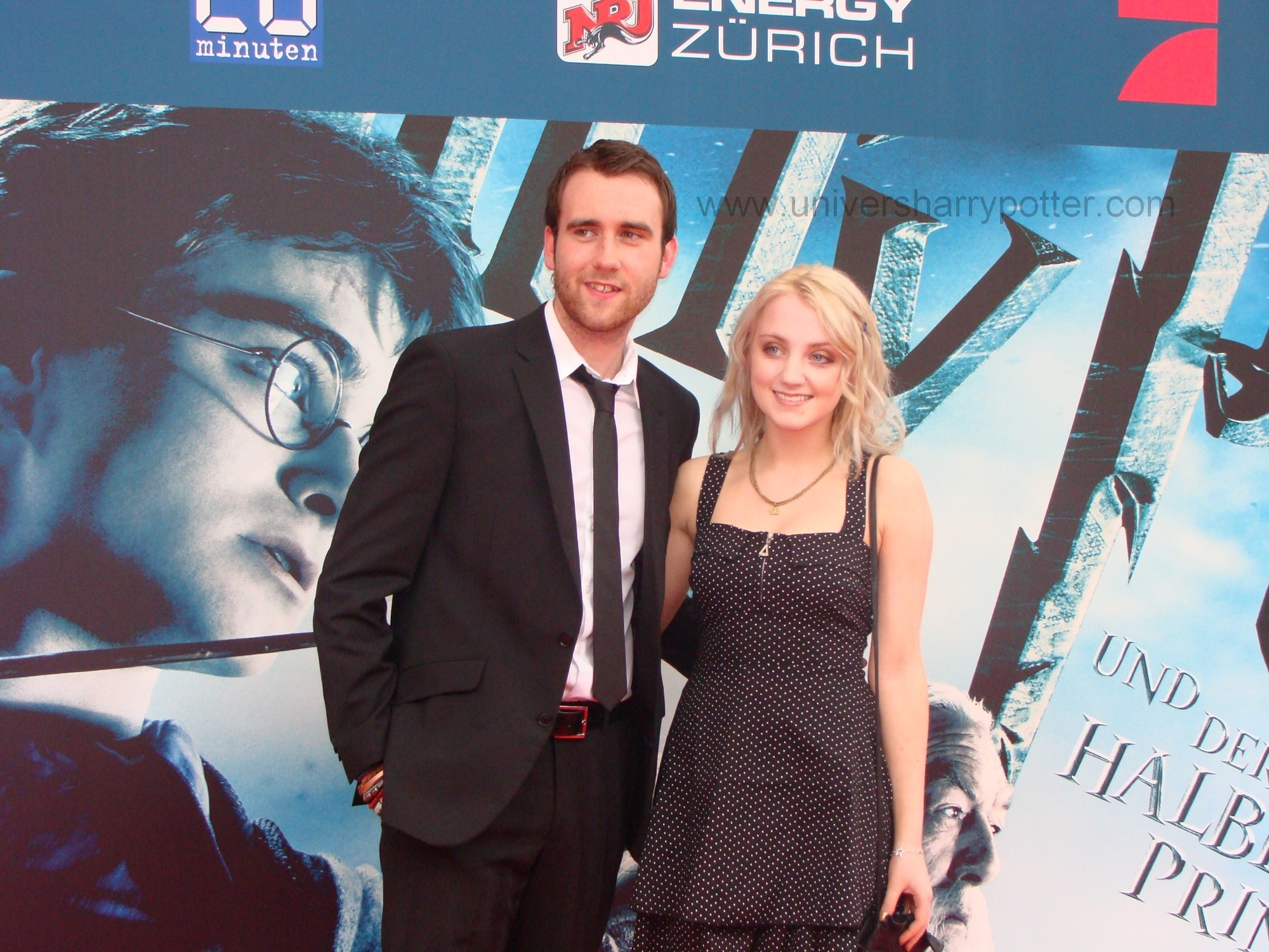 """""""Harry Potter and the Half Blood Prince"""" Swiss Premiere"""