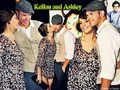 *Kellan and Ashley* - kellan-lutz wallpaper