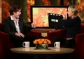 "Robert Pattinson in  ""The Ellen Show"" - twilight-series photo"
