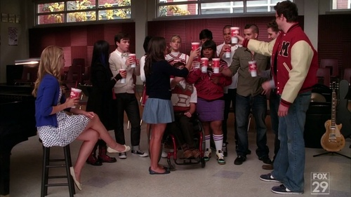 1x08 - Mash-Up  - rachel-and-puck Screencap