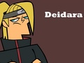 2 drawings i made today (Deidara and DxK) - total-drama-island fan art