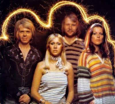 ABBA wallpaper entitled ABBA