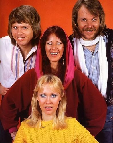 ABBA wallpaper probably with a dashiki entitled ABBA