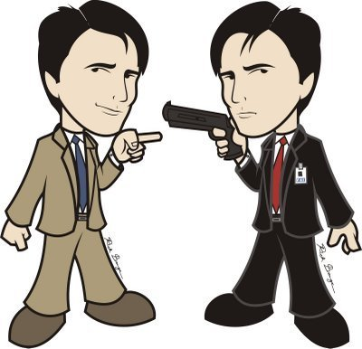 Esprits Criminels fond d'écran probably with animé called Aaron Hotchner.