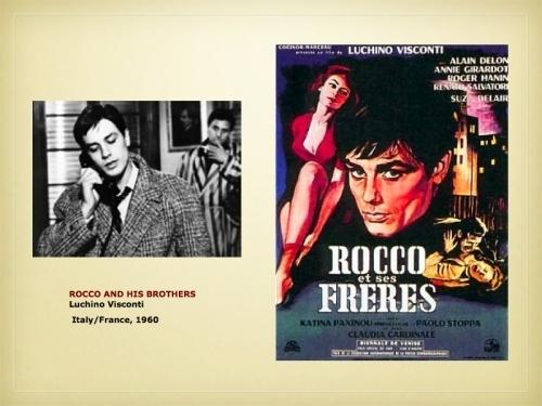 Alain Delon - Rocco et ses frères