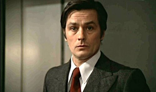Alain Delon kertas dinding containing a business suit, a suit, and a double breasted suit called Alain Delon