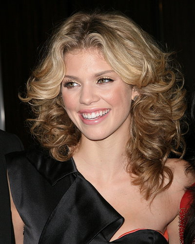 AnnaLynne @ 1st Annual Noble Humanitarian Awards in Los Angeles