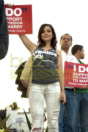 Anti-Prop 8 Rallies