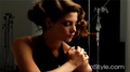 Ashley's Screencaps from 60 Seconds of Style - twilight-series photo