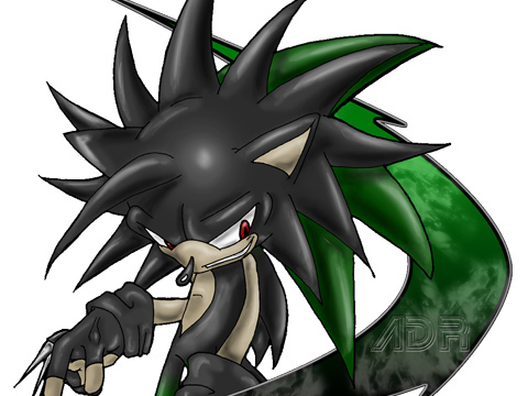 Ashura The Hedghog - ashura-the-hedgehog Photo