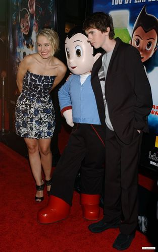 Astro Boy Los Angeles Premiere