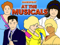 At The Musicals featuring Hairspray - hairspray wallpaper