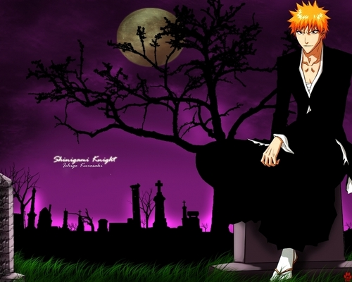 BLEACH HALLOWEEN PICTURES!!!!