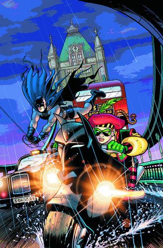 Batman and Robin #7