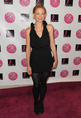 Best In Drag Show - Red Carpet - jayma-mays Photo