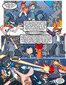 Bitter Rivalry - powerpuff-doujinshi-comics screencap