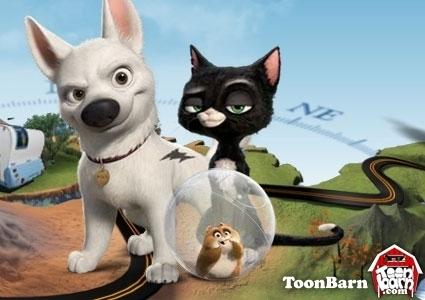 Bolt the dog