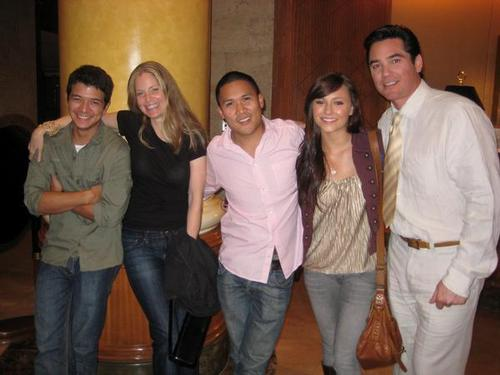 """Briana Evigan w/ The Cast and Crew of """"Subject I Love You"""""""
