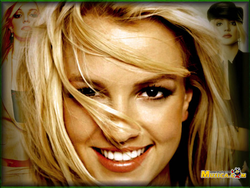 ブリトニー・スピアーズ 壁紙 containing a portrait entitled Britney