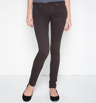 Teen Fashion wallpaper with a legging, a pantleg, and bellbottom trousers called Bullhead Crescent Denim Leggings